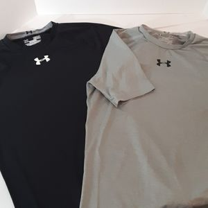 Under Armour Set of Two Compression Ts